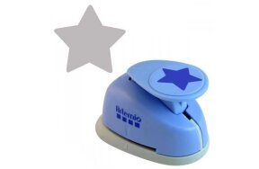 CRAFT PUNCH 5 CM STAR